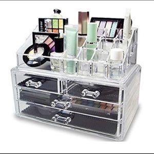 Other - Acrylic Make-up Organizer